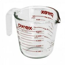 NEW PYREX MEASURING CUP JUG OVEN SAFE 500ML 2 CUPS KITCHENWARE DISHWASHER SAFE