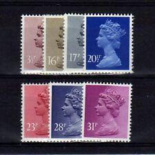 Royaume Uni - United Kingdom Yvert n° 1075/1081 neuf sans charnière MNH