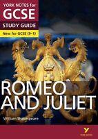 Romeo and Juliet: York Notes for GCSE (9-1),John Polley, Ms Jo Heathcote