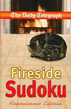Daily Telegraph  Fireside Sudoku 'connoisseur Edition' BRAND NEW BOOK (P/B 2009)