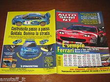 AUTOSPRINT 2004/31-32=24 ORE SPA=FERRARI=RALLY MADEIRA=JARNO TRULLI=