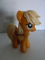 Applejack My Little Pony Friendship is Magic MLP:FiM G4 figure toy pigtails cute
