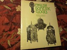 ENGLISH DOMESTIC CLOCKS. Illustrated from Drawings & Photographs: webster