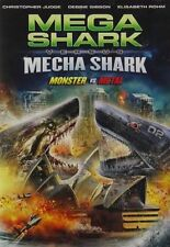 Mega Shark vs. Mecha Shark (DVD, 2014) 3/3