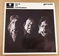"""Genesis : Land of Confusion : Vintage 7"""" Single from 1986"""