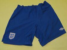 ENGLAND NT / 2010-2012 Away - UMBRO - MENS football (soccer) Shorts. Size: XL