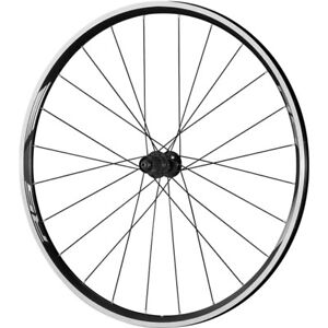 Shimano WH-RS100 wheel clincher (Front or Rear Option) Black.