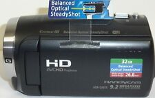 Sony HDR-CX675 Full HD Handycam Camcorder with 32GB Internal Memory Black NEW