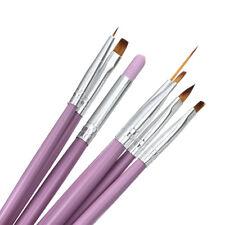 7Pcs Nail Art Polish Brushes Drawing Painting Pen Dotting Drawing Nail Tools Set