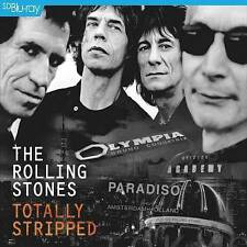 Totally Stripped Blu-ray ROLLING STONES NEW