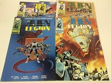 The Alien Legion #1-5 (Epic/1984/Potts/Cirocco/ Austin/081444) Complete Set Of 5