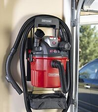 Remote Controled Vacuum Cleaner Car Garage Shop Wall Mount Wet Dry Blower Vac