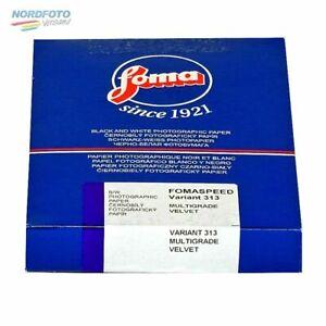 FOMA Fomaspeed Variant 313 velvet 18x24cm 50 Blatt