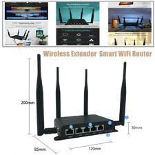 300M 3G4G Smart Wireless Extender Smart WiFi Router DDR2 128MB SPI 16MB 2.4GHZ
