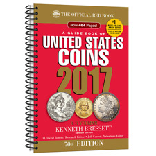 A Guide Book of United States Coins 2017 - R.S.Yeoman/K.Bresset - 70th. edition