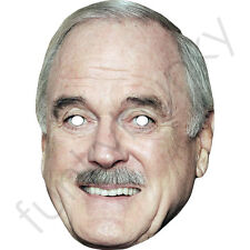 John Cleese Celebrity Fun Party Card Mask - All Our Masks Are Pre-Cut!