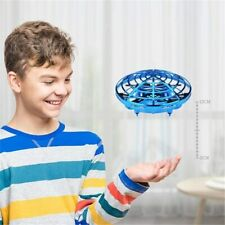 Mini UFO Drone Anti-collision Flying Helicopter Magic Hand UFO Ball Aircraft