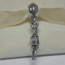 New Authentic Pandora Charm 791254 Figure Skater Dangle Box Included