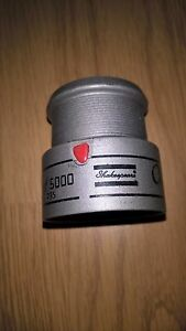 SHAKESPEARE ONSET 5000, 2505-035 USED SPARE SPOOL. PART REF: 2505-035