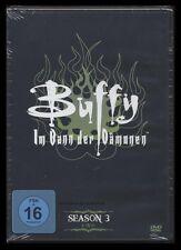 DVD BUFFY - IM BANN DER DÄMONEN - SEASON 3 - KOMPLETT *** NEU ***