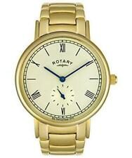 Rotary GB02389-32 Mens Vintage Gold Plated Watch