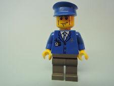 LEGO City personaggio Airport Aeroporto Cargo pilota air039 da Set 7734