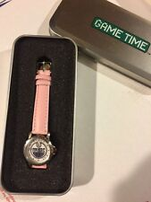 Edmonton Oilers Pink NHL Player Edition Women's Watch By Game Time