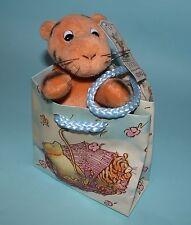 Gund, Disney Classic Winnie the Pooh's friend, Tigger, Gift Bag set, tissue, New
