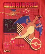 Pokémon Charizard Kids T-shirt 8 M Orange