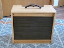 """Hand-Wired Amp, Modified Fender Princeton 5F2A Circuit, 12"""" Jensen"""