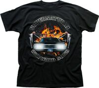 SUPERNATURAL WInchester Bros Wayward Sam Dean black cotton t-shirt OZ9613