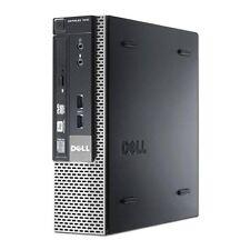 Dell Optiplex 9020 USFF Core i5-4590S 3GHz Quad Core 1TB, 8GB, Win 10