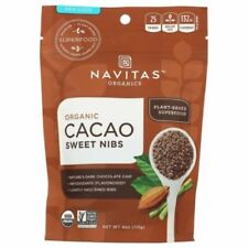 Cacao Nibs Swtnd Org 4 Oz  by Navitas Naturals