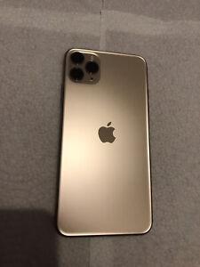 iPhone 11 Pro Max - 64GB Gold - FINANCED/BLOCKED