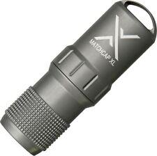 """Exotac ET1200GUN MATCHCAP XL Gunmetal Gray Match Holder 3.6"""" Long"""