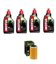 KIT OLIO MOTUL SCOOTER EXPERT 10W40+HF112 Gas Gas 450 FSE / SM  03-07