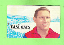 1964 HARPER'S EASI OATS   SANFL CARD # 21 BRIAN SAWLING, NORWOOD
