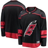 Carolina Hurricanes Fanatics Branded Alternate Breakaway Jersey - Black