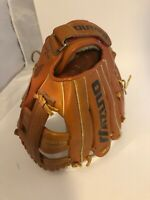 "MIZUNO Super Flex Professional Model All Leather Baseball Glove MM5025V 10"" RHT"