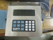 GSE Scale Systems: 550 Programmable Scale Controller.  P/N:  200550-00000  <