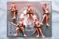 Alliance of Free Succubus Demonesses 5 Female Plastic Figures 54mm Custom Rare