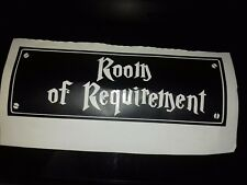 Harry Potter Inspired Vinyl Wall Sticker - Room of Requirement