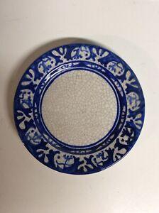 "Vintage Miniature Dedham Pottery 4 3/8"" Rabbit Dish"