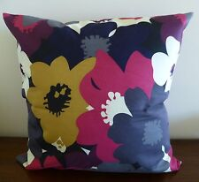 Bold and Beautiful Flowers cushion cover 45 x 45