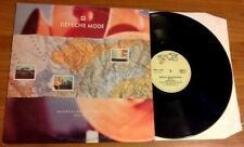 """DEPECHE MODE / NEVER LET ME DOWN AGAIN - 12"""" (printed in Italy 1987)"""