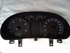 QUADRO STRUMENTI TACHIMETRO CONTACHILOMETRI VW POLO 9N 1.4 TDI AMF 6Q0920800M