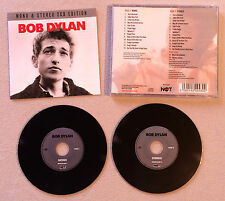 BOB DYLAN - MONO & STEREO 2CD EDITION / CD ALBUM NOT NOW MUSIC (ANNEE 2013)