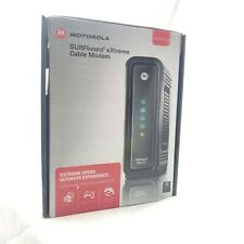 Motorola SURFboard SB6121 DOCSIS 3.1 Cable Modem