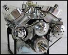 Bbc Chevy 454 496 Engine Dress Up Kit Front Acc. Inc. Wp Alt Pulleys Etc.