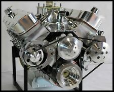 Bbc Chevy 454 496 Engine Dress Up Kit, Front Acc. Inc. Wp, Alt, Pulleys, Etc.